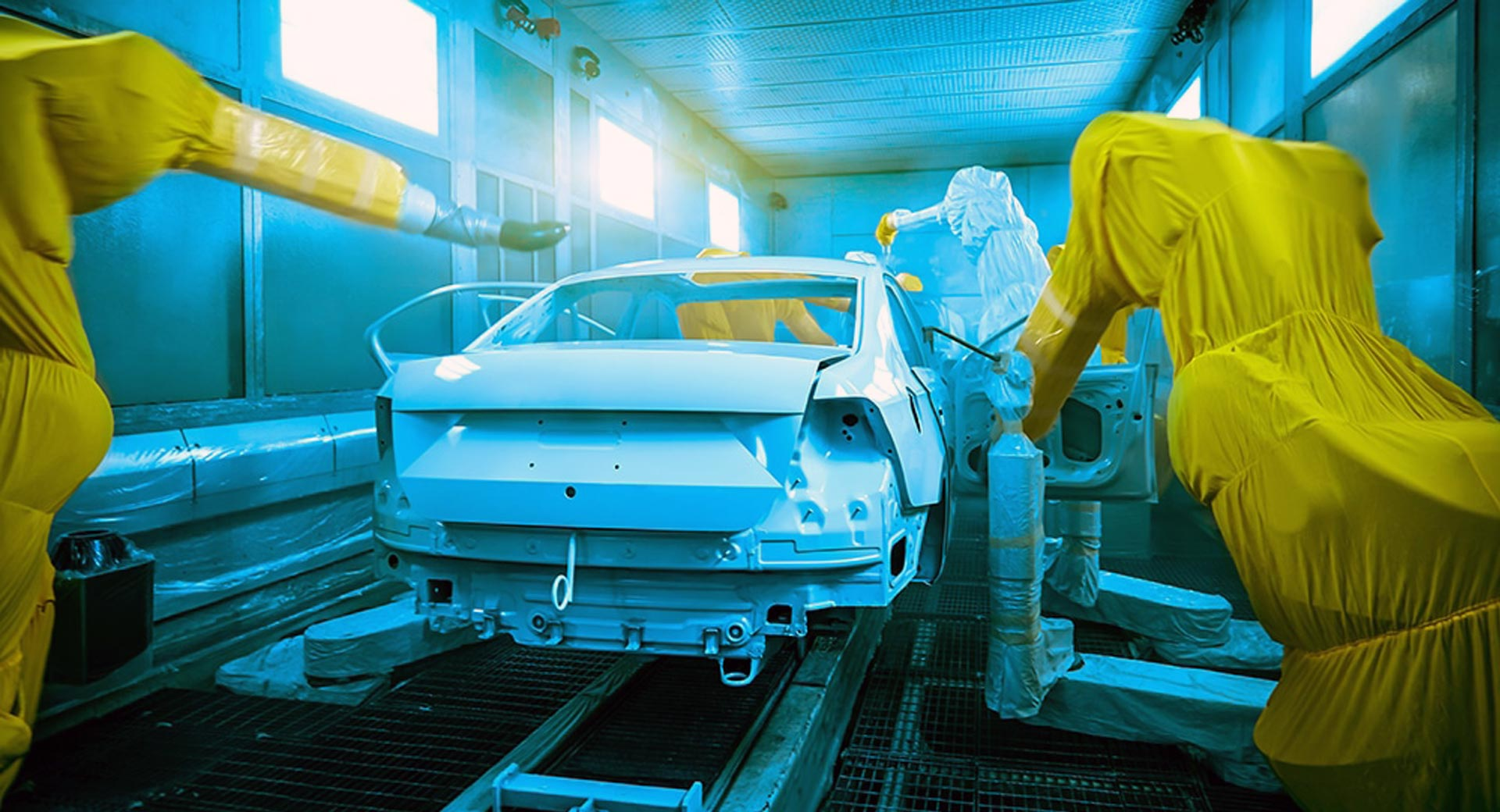 Industrial Robot - Venof™ Accredited Technology