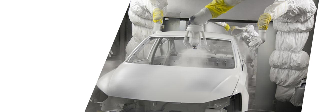 Industrial Robot Cover - Venof™ Accredited Technology